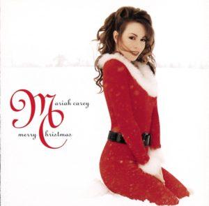 10 meilleurs albums de noel - manzana music - mariah carey merry christmas